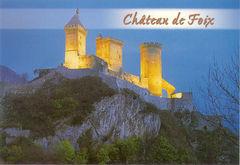 09 - ARIEGE - Foix Castle