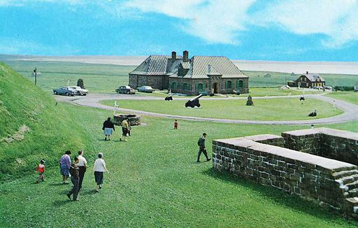 Canada - FORT BEAUSEJOUR