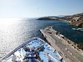 LOUIS OLYMPIA bow Mykonos New Port 20120716 008