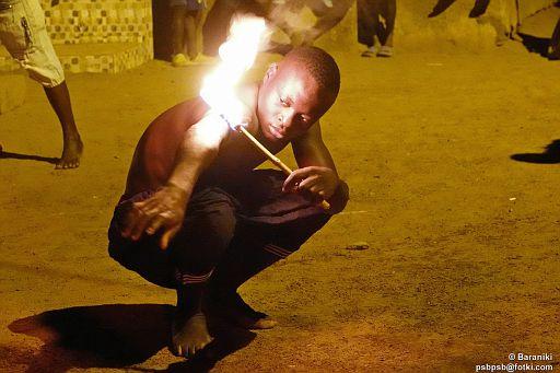 Tancerz ognia