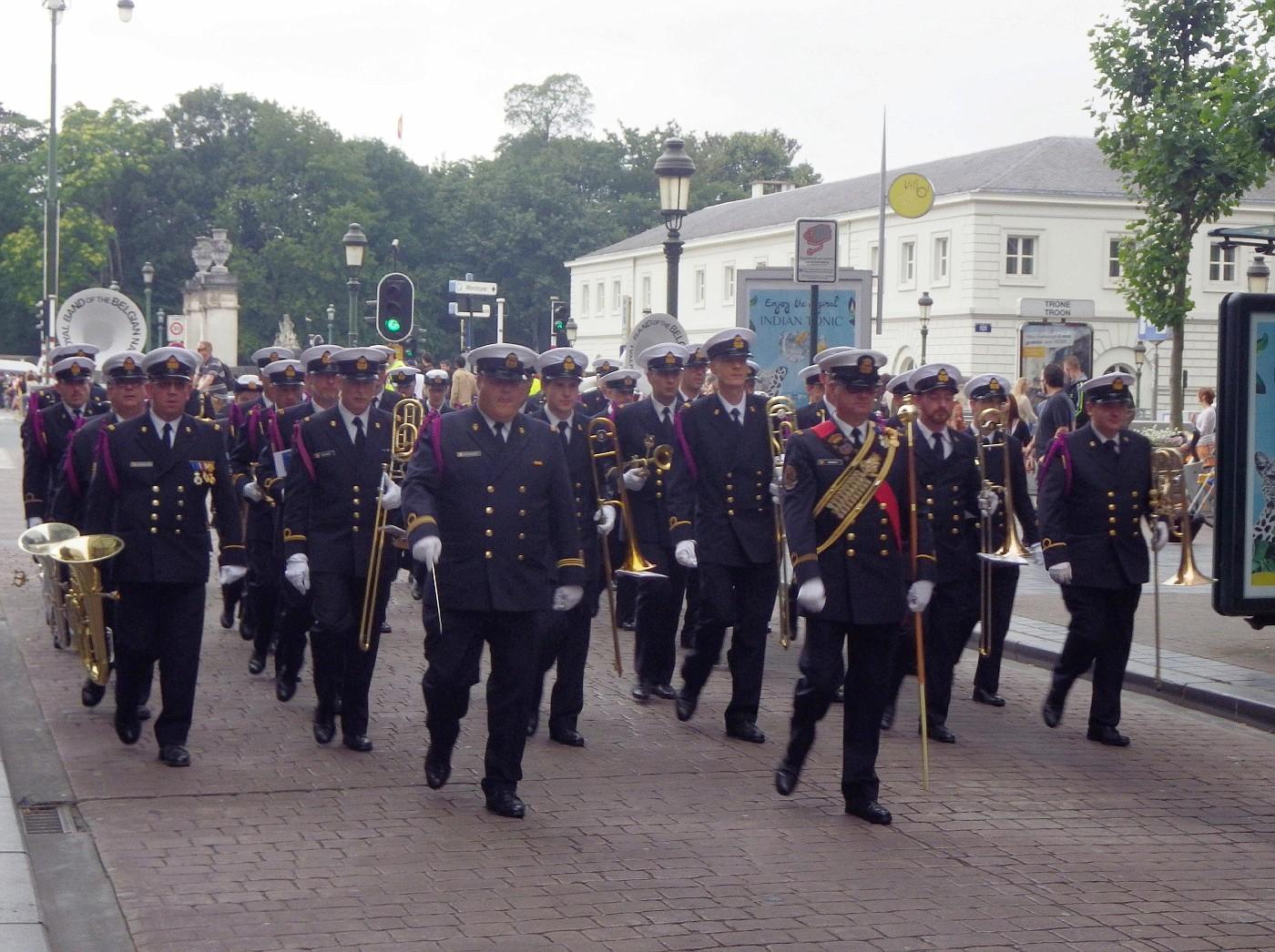 Marschmusik, Place Royale