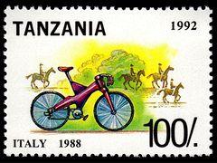 Historie of bikes - Italy 1988