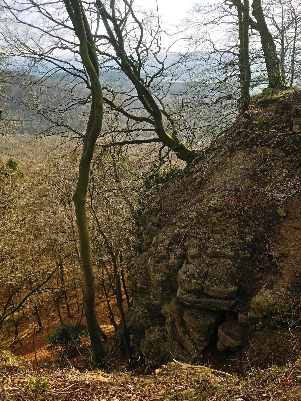 Klippen Hohenstein