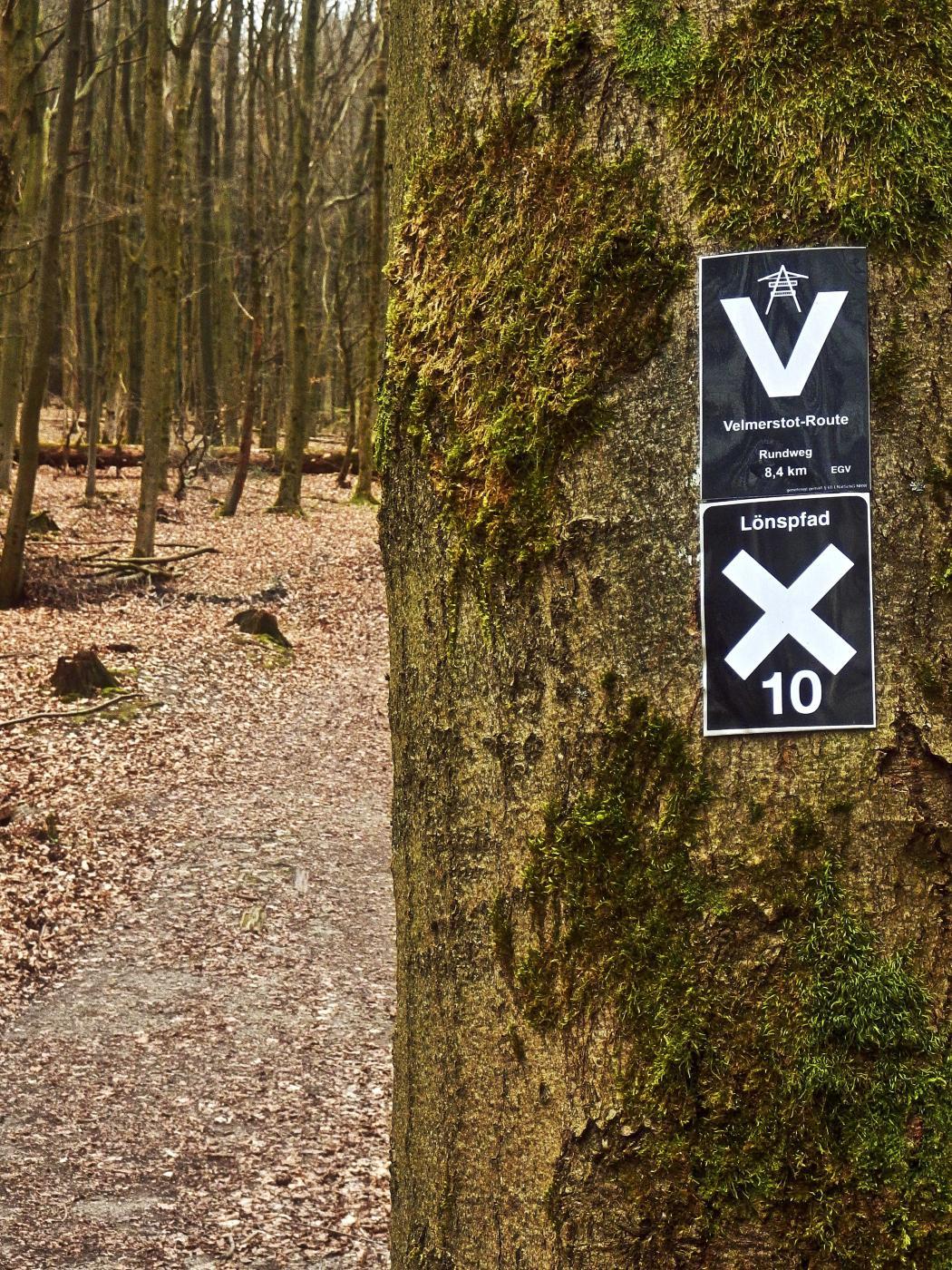 Velmerstot-Route und Lönspfad