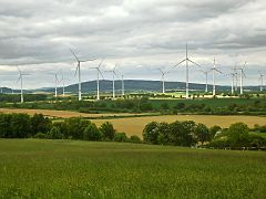 Windpark Coppenbrügge