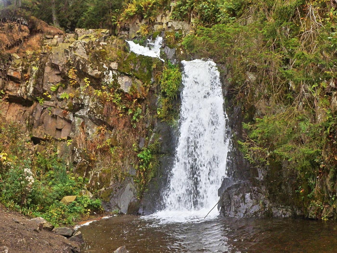 Spiegeltaler Wasserfall