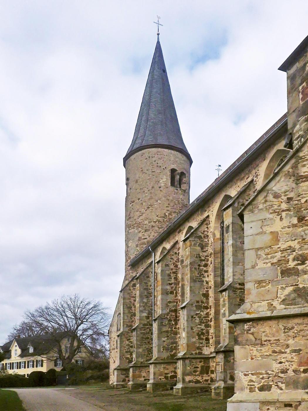 Kloster Möllenbeck, Südseite