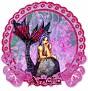 Amelia Floral-Maid Lavender