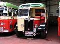 Glasgow Vintage Vehicle Trust ( Bridgeton Bus Garage)90