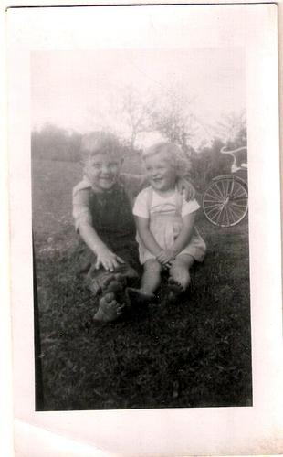 64-Uncle Del and Aunt Pat