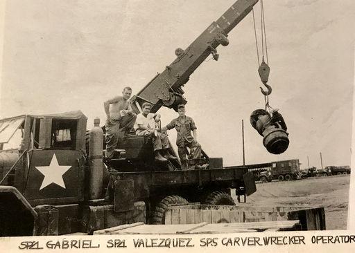 #8-SP4 Gabriel, SP4 Valezquez, SP5 Terry Carver