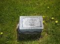 Kenneth Muir grave, Lebanon Cemetery, Lebanon, Van Buren County, Iowa. Photo from Jerry Nelson, Findagrave.com.