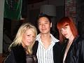 2007-01-12 : Metro Grill : Jen & Joey & Laura