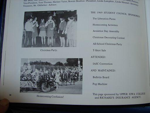 FayetteIaHighSchool1969Annual048