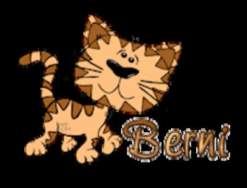 Berni - CuteCatWalking