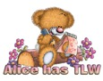 Alice has TLW - Bear'sNote