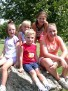 Emma, Kerry, Benjamin, Katie & Kelly