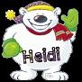 Heidi Polar Bear