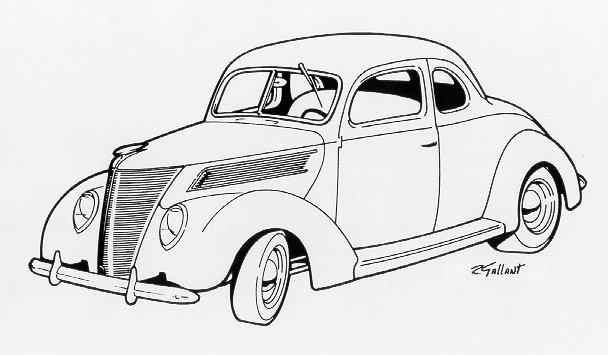 37 Ford Coupe Html Autos Weblog