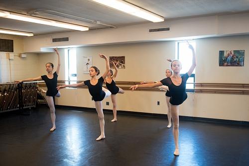 Brighton Ballet Practice DG-88