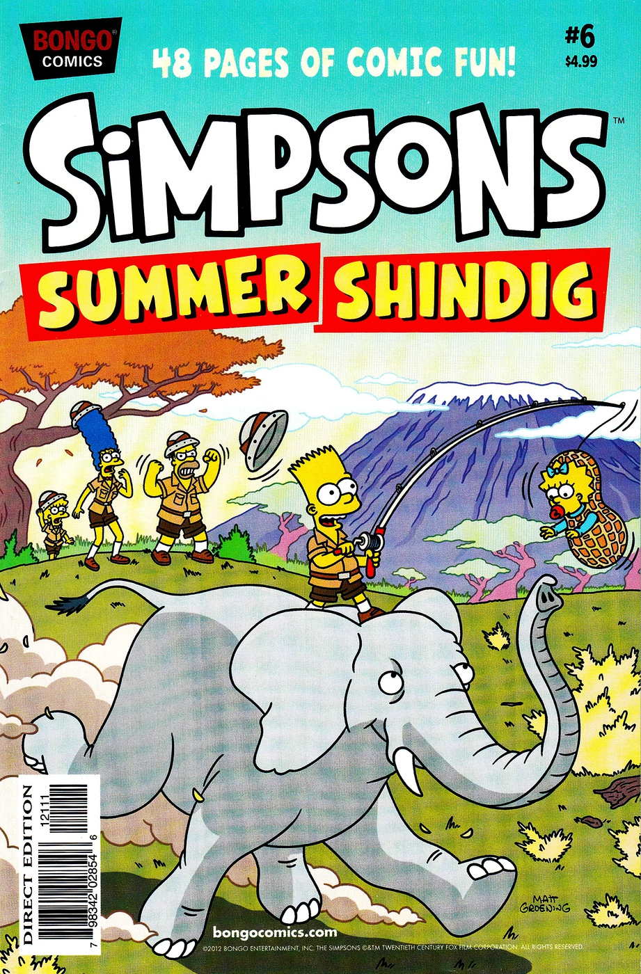 Simpsons Summer Shindig #06