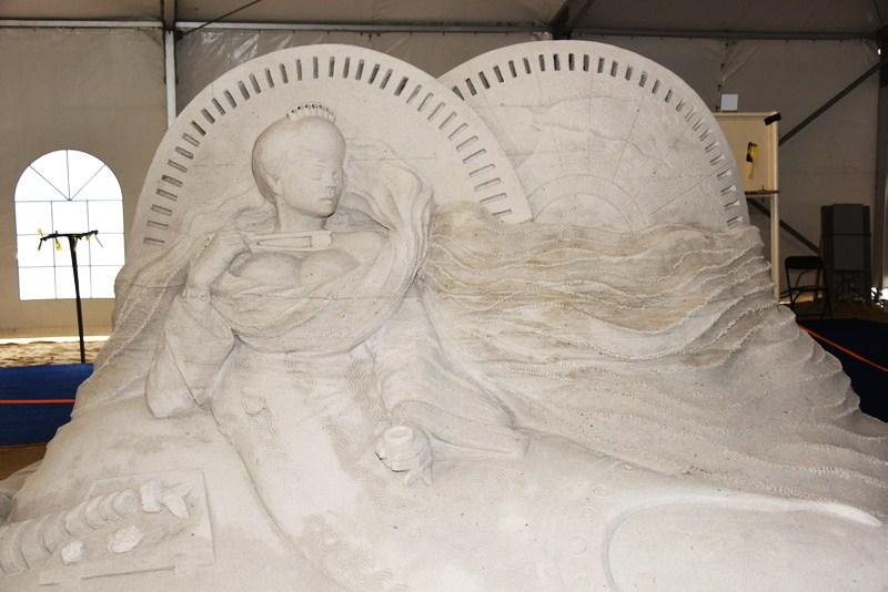 Sand Sculptures 2015 039