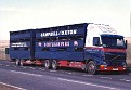 M450 MSH   Volvo FH12 6x2 rigid / drawbar livestock truck
